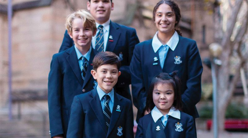St Andrew's Cathedral School – A future full of possibility begins with education filled with opportunities